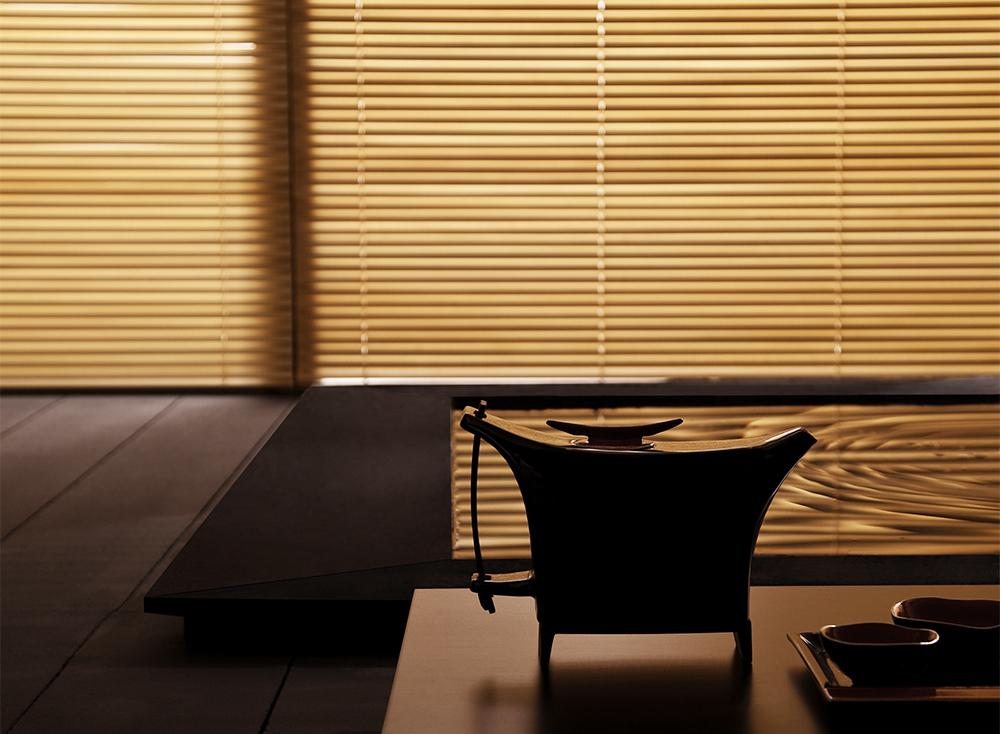 Medinės žaliuzės 25 mm | RollHouse